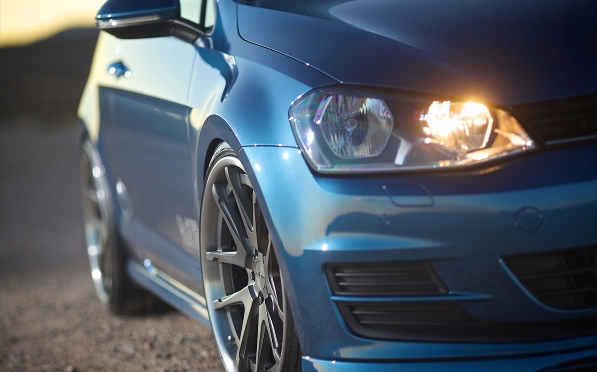 2015 Volkswagen Golf 7 by H&R